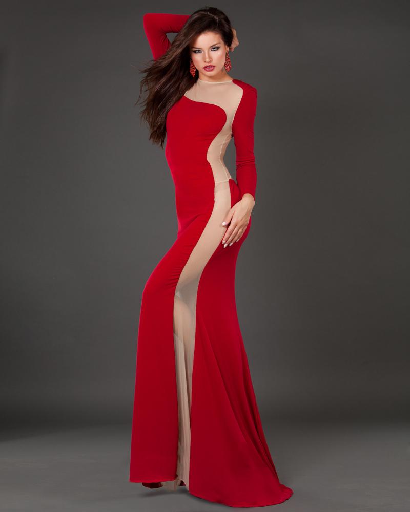 Abiye elbise modelleri 2015