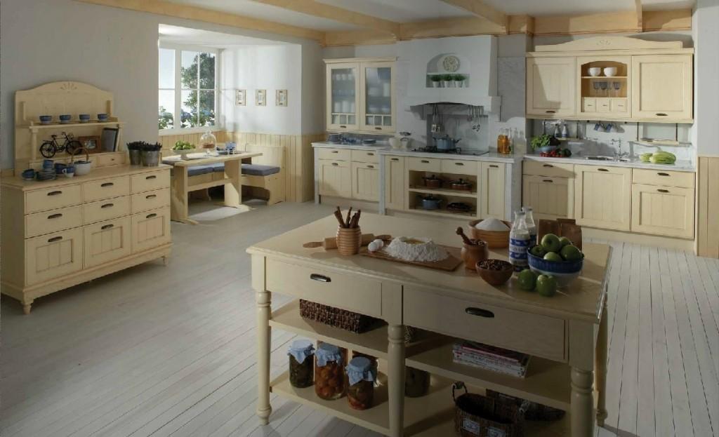 italyan tarzı mutfak modelleri