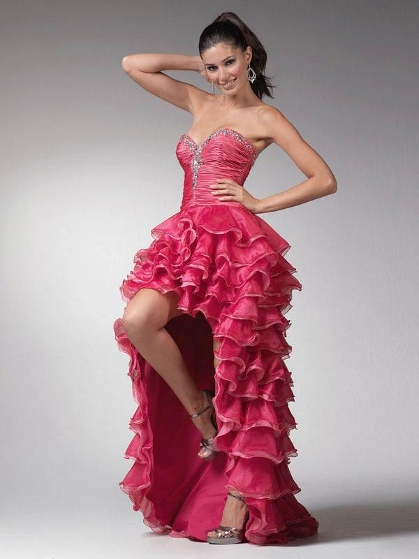 lise balo kıyafeti