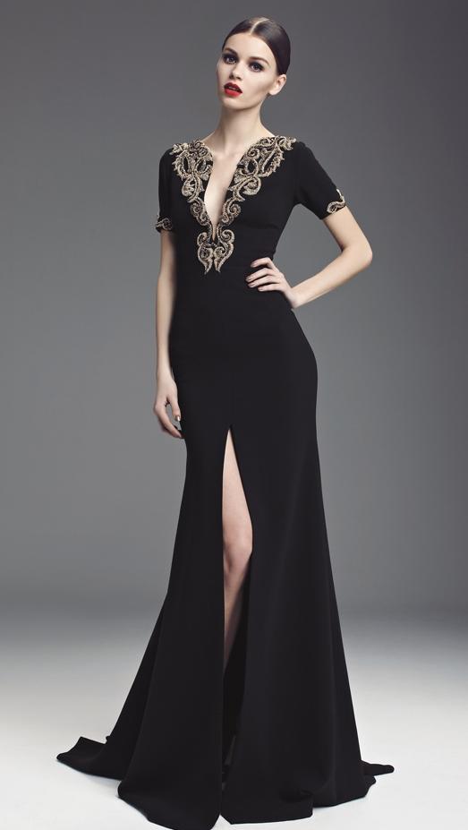 d6f08aa6e8ab6 siyah uzun abiye elbiseler
